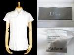 ディオールオム Dior 半袖ドレスシャツ 買取査定