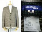 ジュンヤ ワタナベ JUNYA WATANABE 2010SS テーラードジャケット WE-J019 買取査定