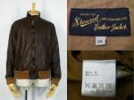 スチュワートレザージャケット Stewart Leather Jacket レザーブルゾン 買取査定
