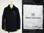 uniform experiment ユニフォーム エクスペリメント Pコート シンサレート 良好 買取査定
