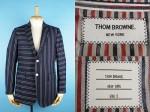 12SS THOM BROWNE トムブラウン クレイジー ストライプ ジャケット 3B 買取査定