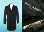 Dolce&Gabbana ドルチェ&ガッバーナ ウール ロングコート 買取査定