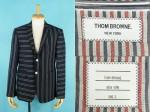 12SS THOM BROWNE トムブラウン クレイジー ストライプ ジャケット 買取査定