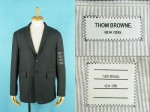 THOM BROWNE トムブラウン テーラードジャケット 買取査定