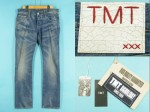 15SS TMT TPT-S1501 1本針 VINTAGE CONE DENIM STRAIGHT HQ 買取査定