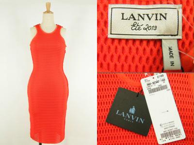 LANVIN 売却