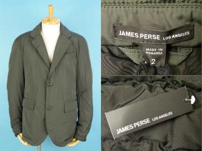 JAMES PERSE 売却