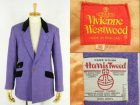 Vivienne Westwood ヴィヴィアン ウエストウッド ハリスツイード ウールジャケット 旧タグ 買取査定
