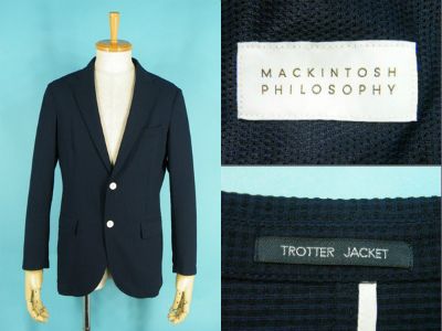 MACKINTOSH 売却