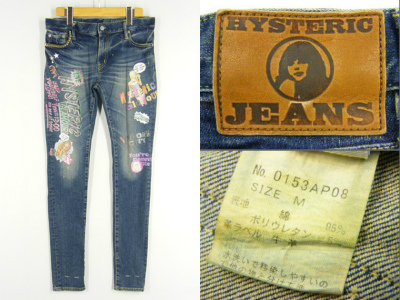 HYSTERIC GLAMOUR 売却
