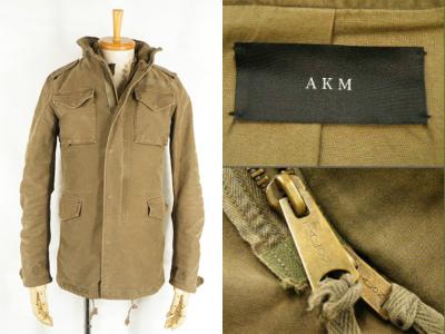 AKM 売却