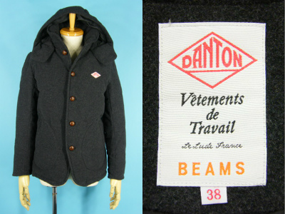 DANTON × BEAMS 売却