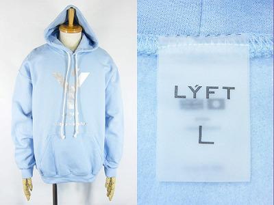 LYFT リフト スウェット買取