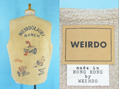 WEIRDO Light Ranch Vest